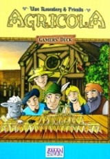 Agricola: Gamers  Deck