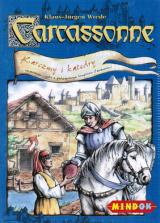 Carcassonne: Karczmy i Katedry PL