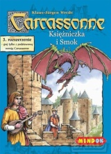 Carcassonne: Księżniczka i Smok PL