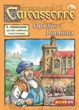 Carcassonne: Opactwo i Burmistrz PL