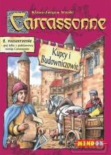 Carcassonne: Kupcy i Budowniczowie PL