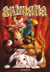 Obrazek gra planszowa Animalia