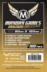 Koszulki Mayday 80 x 120 mm 100 szt. - Magnum Gold