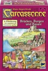 nieCarcassonne: Grody, Mosty, Bazary (edycja niemiecka)