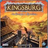 Obrazek gra planszowa Kingsburg: To Forge a Realm