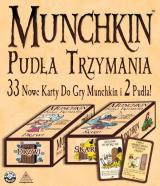 Munchkin - Pudła Trzymania