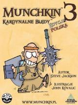 Munchkin 3 - Kardynalne Błędy