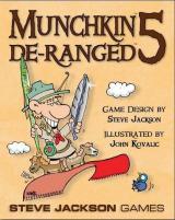 Obrazek gra planszowa Munchkin 6: Demented Dungeons