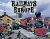 gra planszowa Railways of Europe