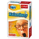 Obrazek gra planszowa Kalambury wersja podróżna
