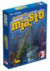 Obrazek gra planszowa Zbuduj swoje miasto