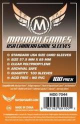 Koszulki Mayday 57.5 x 89 mm 100 szt. - USA Chimera Game