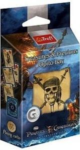 Obrazek gra planszowa Piraci z Karaibów - Gra Karciana