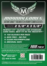 Koszulki Mayday 63.5 x 88 mm 100 szt. Standard Ultra-Fit