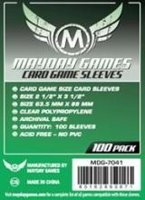 Koszulki Mayday 63.5 x 88 mm 100 szt. Standard