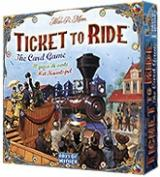 Ticket to Ride: Gra Karciana