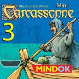 Carcassonne Mini -  3 Promy