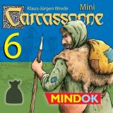 Carcassonne Mini -  6 Bandyci