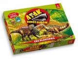 Obrazek gra planszowa Atak dinozaurów