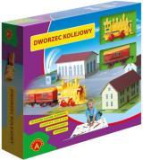 Obrazek zabawka Dworzec Kolejowy