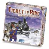 gra planszowa Ticket to Ride: Nordic Countries