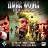 Obrazek gra planszowa Zimna wojna: CIA vs KGB