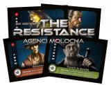 The Resistance Agenci Molocha: dodatkowe karty