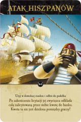 Piraci - karaibska flota: Atak Hiszpanów