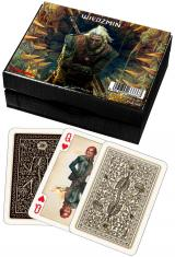 Karty 2 talie - Karty Wiedźmin