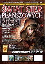 Obrazek czasopismo Świat Gier Planszowych #27