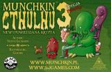 Obrazek gra planszowa Munchkin Cthulhu 3 - Niewypowiedziana Krypta