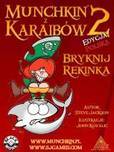 Munchkin z Karaibów 2 - Bryknij Rekinka
