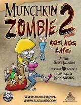 Obrazek gra planszowa Munchkin Zombie 2 - Kosi, Kosi Łapci