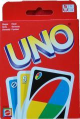 Obrazek gra planszowa Uno