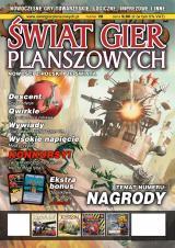 Obrazek czasopismo Świat Gier Planszowych #28