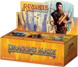 Obrazek gra planszowa Magic The Gathering: Dragon's Maze Booster