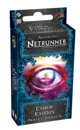 gra planszowa Android: Netrunner LCG - Cyber Exodus