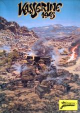 Obrazek gra planszowa Kasserine 1943