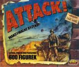 Obrazek gra planszowa Attack! Maksymalne Ryzyko
