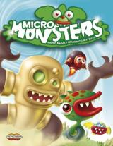 Obrazek gra planszowa Micro Monsters