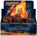 gra planszowa Magic The Gathering: Magic 2014 Booster