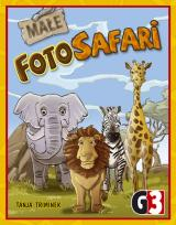 Obrazek gra planszowa Małe Foto Safari