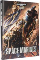 książka, komiks CODEX SPACE MARINES (ENGLISH) 2013