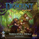 Obrazek gra planszowa Descent: Trzęsawiska Trolli