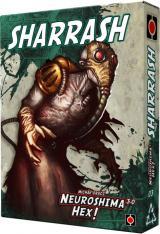 Obrazek gra planszowa Neuroshima HEX: Sharrash (edycja 3.0)