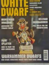 WHITE DWARF FEBRUARY 2014