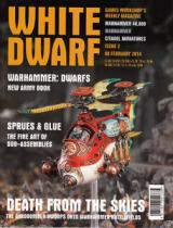 WHITE DWARF 08 FEBRUARY 2014