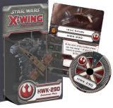 Obrazek figurka, bitewniak X-Wing: SWX12 HWK-290