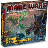 Mage Wars - Druid vs Necromancer