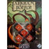 Zestaw kości Arkham Horror - Cursed Dice Set